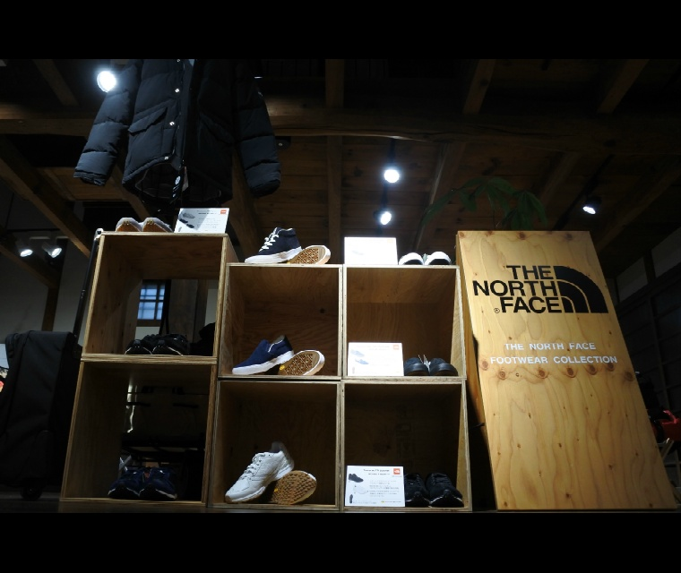 【KURA HOLIC ZERO】THE NORTH FACE 期間限定POPUP開催