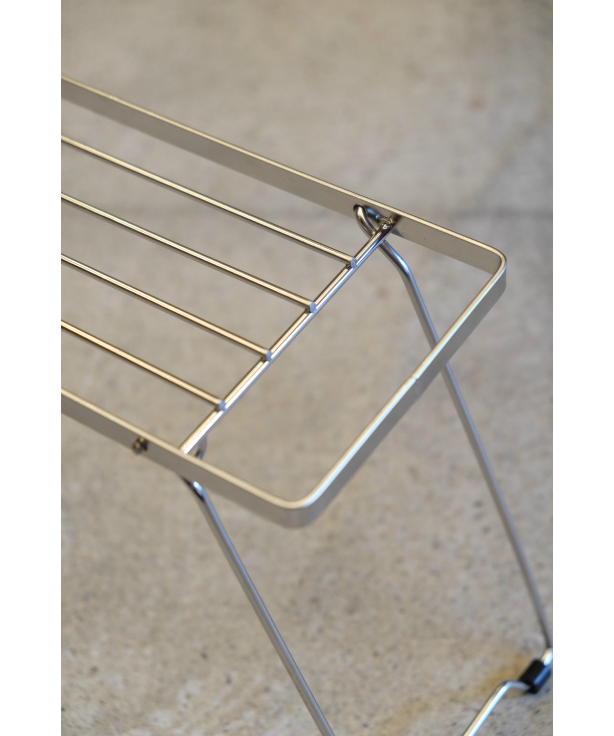 WIDE GRILL STAND-UL