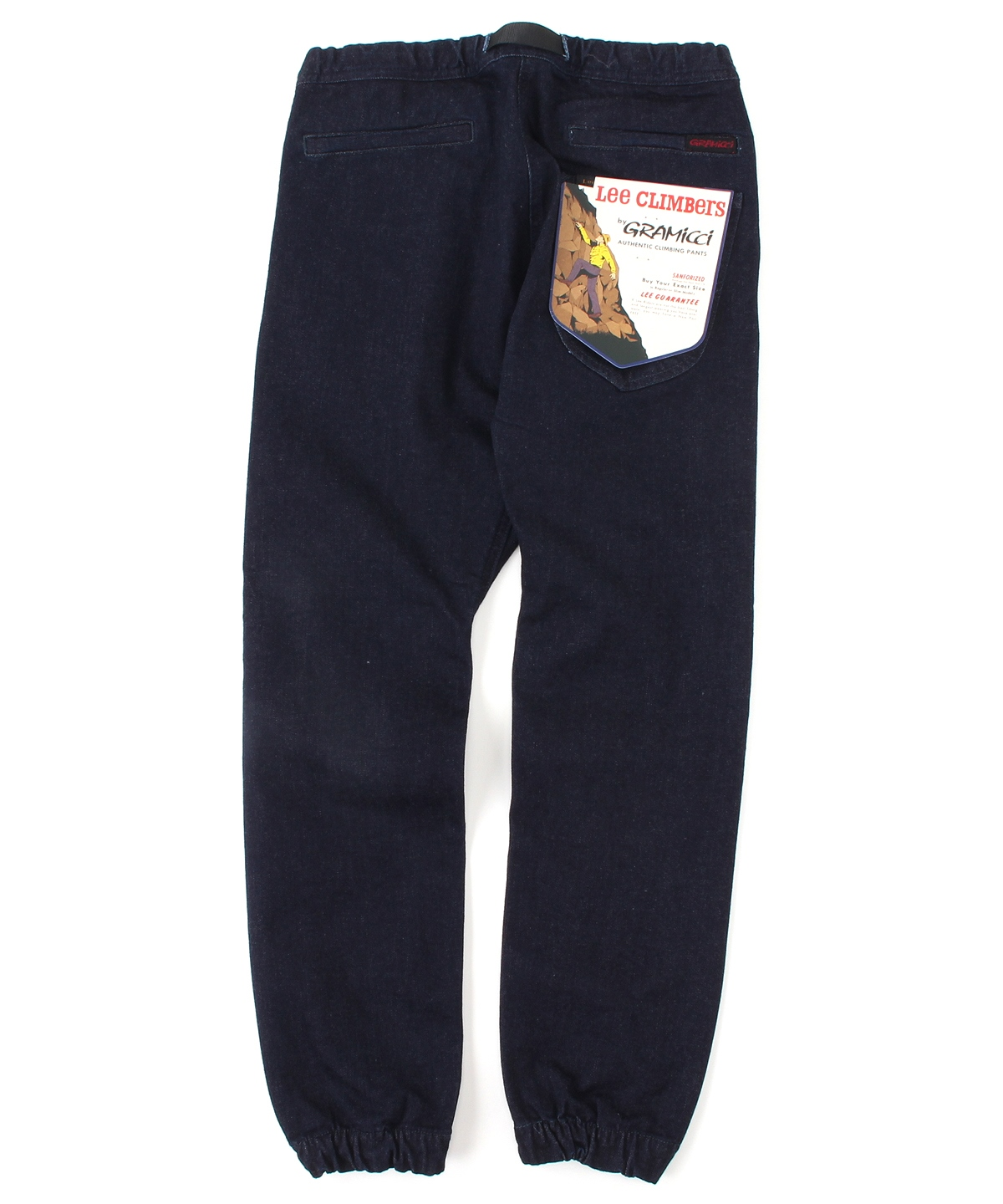 CLINBING JOGER CROPPED PANTS