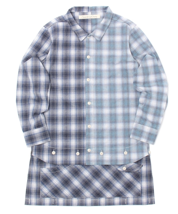 M/FREAKS CHECK SHIRTS
